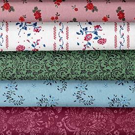 Dirndl & Trachten fabrics