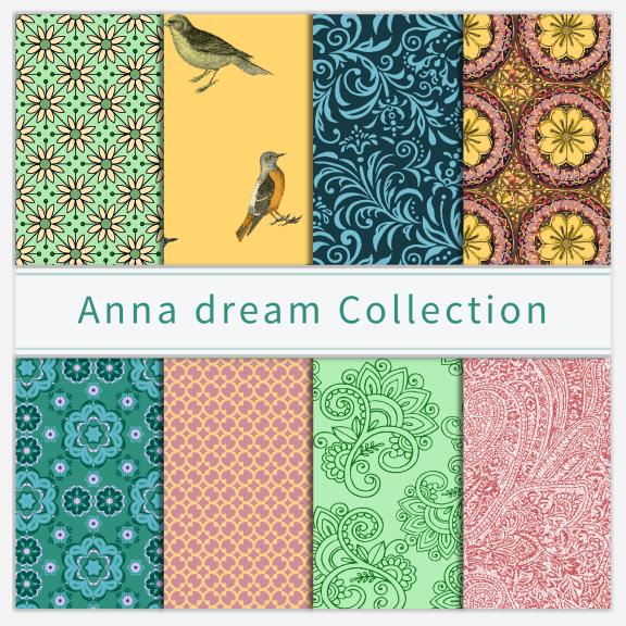 Collection Anna's dream