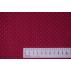 Puntíky - Bavlněný satén - Červená - 100% bavlna