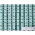 Stripes, Flowers - Cotton Sateen - Green - 100% cotton