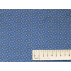Dots - Cotton poplin - Blue - 100% cotton