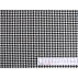 Kostky - Bavlněné plátno - Černá - 100% bavlna