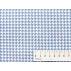 Abstraktní - Bavlněný popelín - Modrá - 100% bavlna