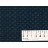 Bavlněný satén - Modrá - 100% bavlna