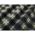 Kostky - Flanel - oboustranný - Černá - 100% bavlna
