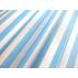 Pruhy - Bavlněný popelín - Modrá - 100% bavlna