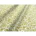 Abstraktní - Bavlněné plátno - Zelená - 100% bavlna