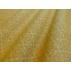 Ornamenty - Bavlněný satén - Žlutá - 100% bavlna