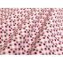 Puntíky, Dětské - Bavlněné plátno - Růžová - 100% bavlna