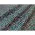 Květiny - Bavlněné plátno - Zelená, Růžová - 100% bavlna