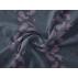 Ornamenty - Bavlněné plátno - Modrá, Růžová - 100% bavlna