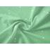 Hvězdy, Dětské - Bavlněné plátno - Zelená - 100% bavlna