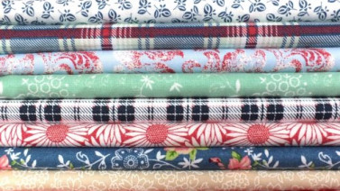 Fabrics from the Sense of Matching collection