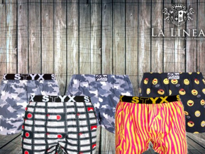 Underwear from our cotton fabrics