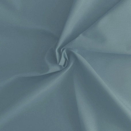 Solid colour - Cotton Sateen - Blue - 100% cotton
