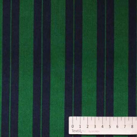 Pruhy - Bavlněný satén - 100% bavlna