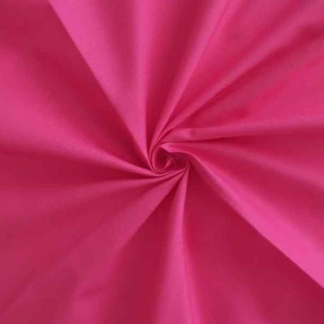 Naše UNI - Bavlněný satén - Růžová - 100% bavlna