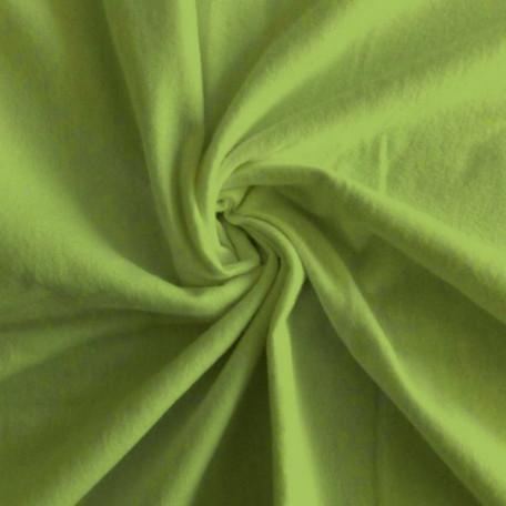 Naše UNI - Flanel - jednostranný - Zelená - 100% bavlna